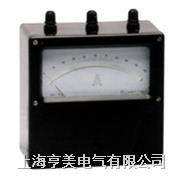 0.5级T19-A交流安培表