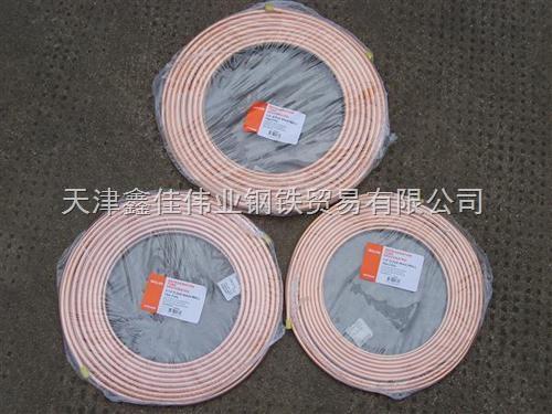 洛阳包塑紫铜管,医用紫铜管,紫铜方管价格