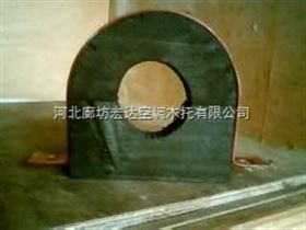 鐵嶺空調木托的形狀-鋸齒型-加工生產