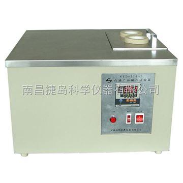 石油凝点试验器,SYD-510-1石油凝点试验器,上海昌吉SYD-510-1石油凝点试验器