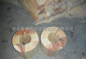 红松木块厂家,空调木托防水处理