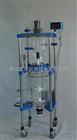 实验型双层玻璃反应釜