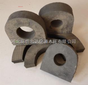 橡塑管托-橡塑木支架厂家