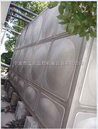 60吨水保温水箱,宁波组合式不锈钢水箱