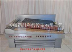 TKMAC-04综采开采生产系统及安全演示装置