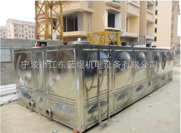 箱泵一体化水箱,衢州不锈钢水箱厂