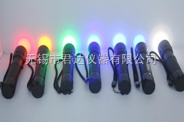 luyor365刑侦用便携式紫外光源luyor3260刑侦检查灯luyor3220