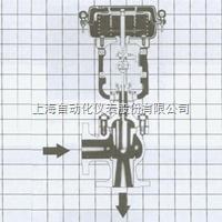 上海自动化仪表七厂HAV-80文丘里角阀