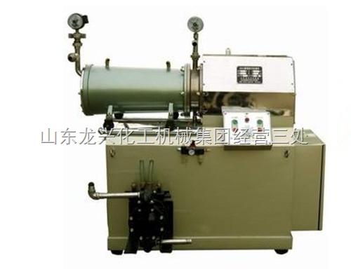 超细砂磨机 纳米砂磨机 小型砂磨机