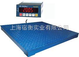 SCS-SH乌海/赤峰1吨2吨3吨5吨电子地磅厂家价格