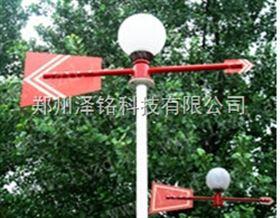DAF-06带灯夜光金属风向标/化工厂带灯夜光金属风向标