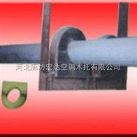 水管木托、制冷水管木支架