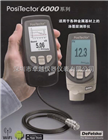 美国DeFelsko公司PosiTector6000FRS2一体统计型涂层测厚仪