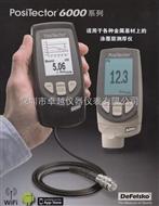 美國DeFelsko公司PosiTector6000FRS3一體儲存型涂層測厚儀