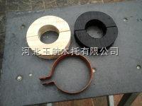 东胜水沥青浸油管道木托码