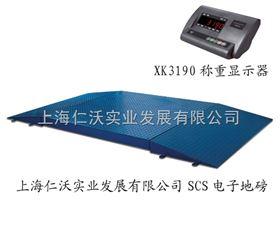 XK3190-A12E电子地磅多少一台,2吨电子地磅哪里有卖
