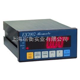 【北京EX2002控制显示器】上海英展EX2002称重仪表