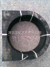 郑州空调管道木托码 防腐管道木托码厂家