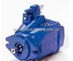 威格士B系列Vickers柱塞泵开式回路变量