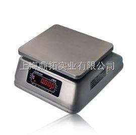 JWP6公斤桌面秤,6公斤防水电子秤,6公斤桌秤