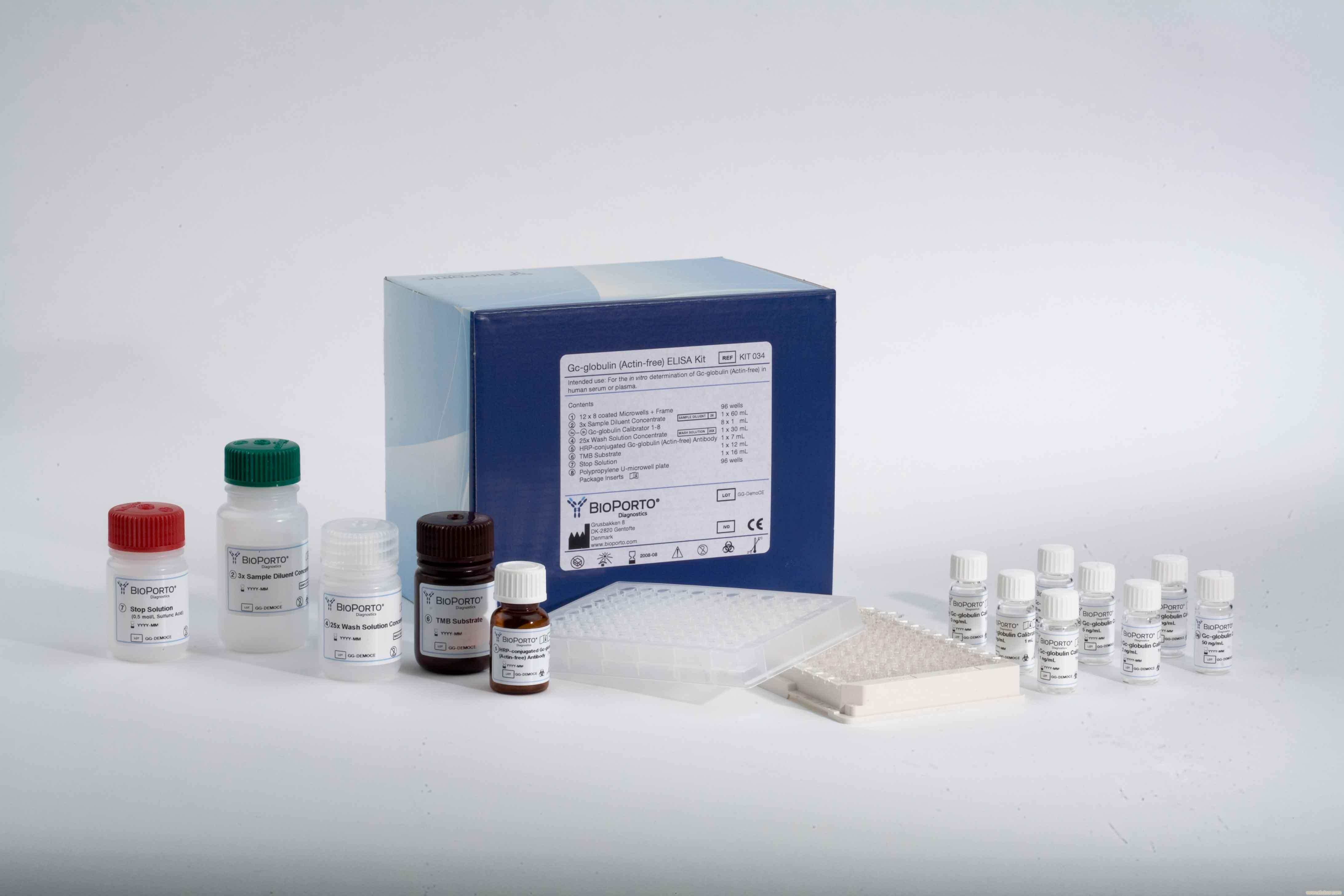 脂肪甘油三酯脂酶(ATGL)检测试剂盒