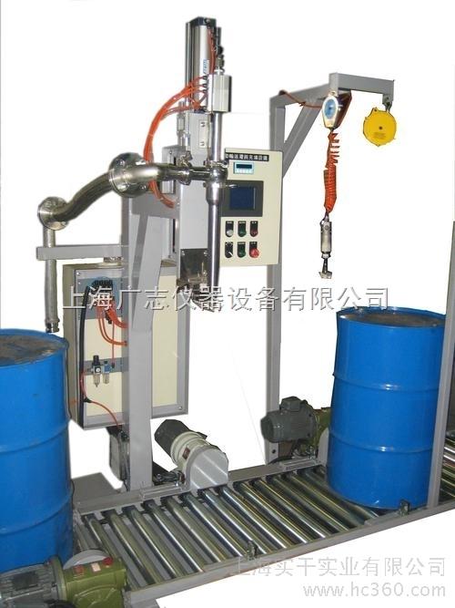 200l大桶灌装机是一种自动定量计量设备