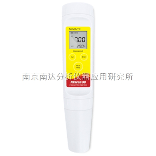 PHscan30S笔型pH计 酸度计 酸碱度测试计