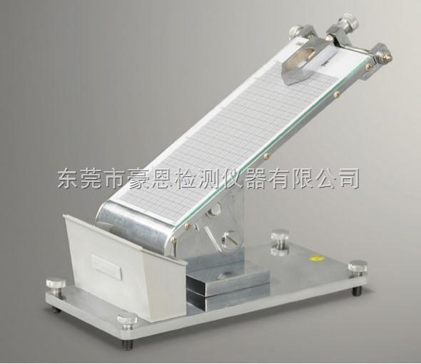 胶带初粘性测试机器