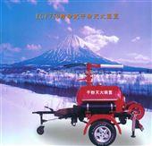 YGF750移动式干粉灭火装置