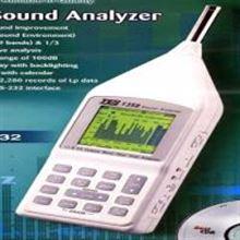 TES-1358即时音频分析仪(RS-232)