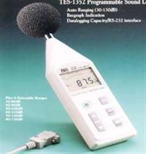 TES-1352A音量计(可程式噪音计RS-232