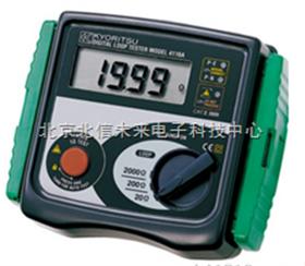 回路电阻测试仪 回路电阻检测仪 回路电阻检测分析仪 日本共立代理商