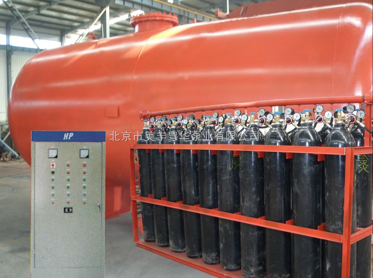 泵房气体顶压消防给水设备价格