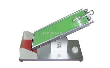 斜面滚球法包装用胶带初粘性测试仪