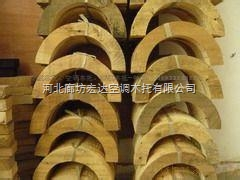 空调木托 保冷垫木,保冷木块