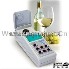 便携式酒类浊度测定仪 哈纳 HI83749价格