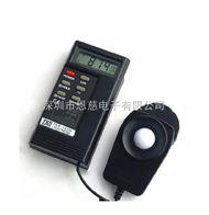 台湾泰仕TES-1334A照度计 LED照度测试仪TES-1334A数字式照度计