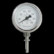 上海自动化仪表三厂双金属温度计