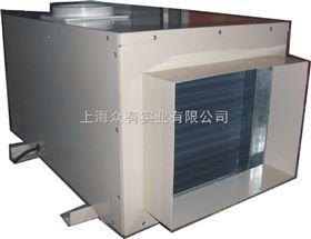 GJHF14浙江厂房风冷吊顶式净化型恒温恒湿空调机组