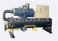 上海众有厂房风冷螺杆式冷水机组