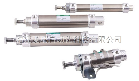 供应日本CKD喜开理紧固型气缸CMK2系列