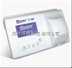 C-100快速谷丙轉氨酶檢測儀,便攜式小型生化分析儀