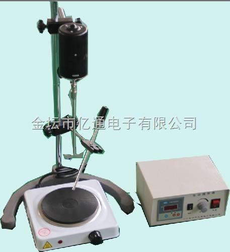JJ-3型控温电动搅拌器