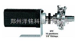 """1/8""""接頭內蒙古/山西現貨1.0mm通徑(.040"""")200psi 氣體低壓選擇閥MW型"""