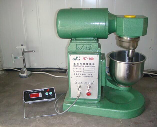 nj-160a型nj-160a型水泥净浆搅拌机