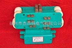 JD16-16/40十六极集电器双碳刷JD16-16/40配管94*114*24,16极集电器