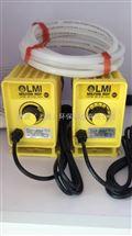 原装进口米顿罗电磁隔膜计量泵P086-368TI加药泵PVC