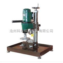 HMP-150A型大功率混凝土芯样磨平机使用说明书