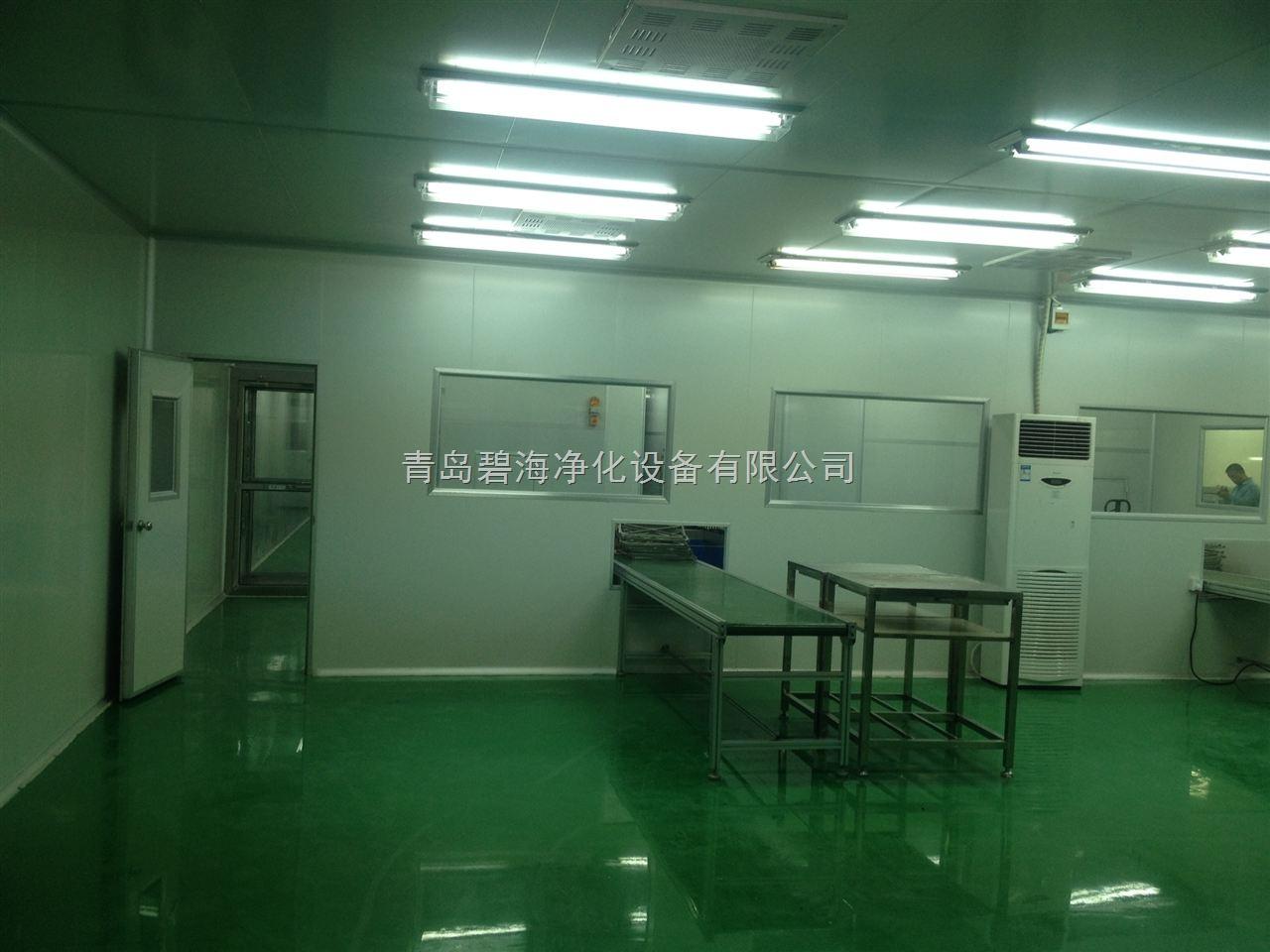 食品厂洁净车间_实验仪器设备