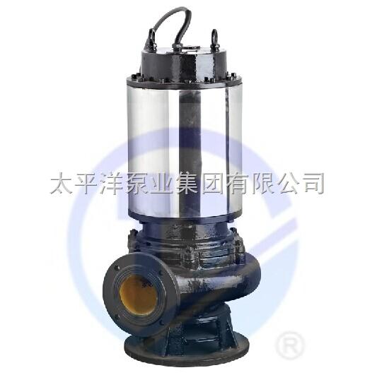 100JYWQ80-10-4自动搅匀排污泵